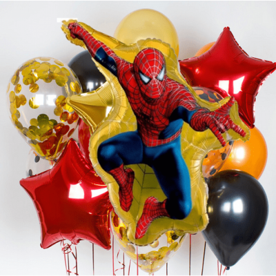 Фотозона Супергерои