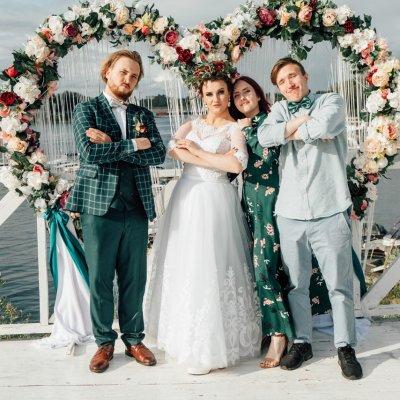 Оформление свадьбы 22