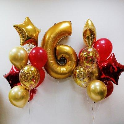 Оформление детского праздника 44