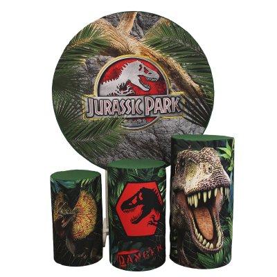 Фотозона Динозавры Бронза
