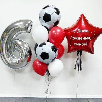 Оформление Футбол 27