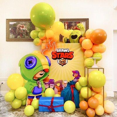 Шары Brawl Stars 10