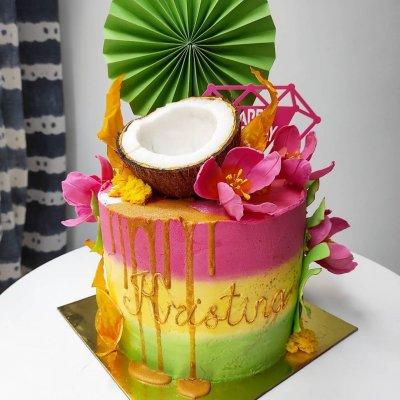 Торт Гавайи №25