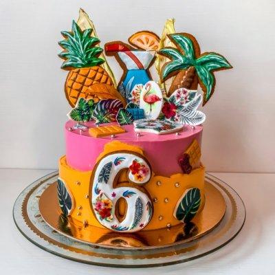 Торт Гавайи №28