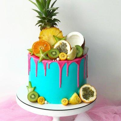 Торт Гавайи №1