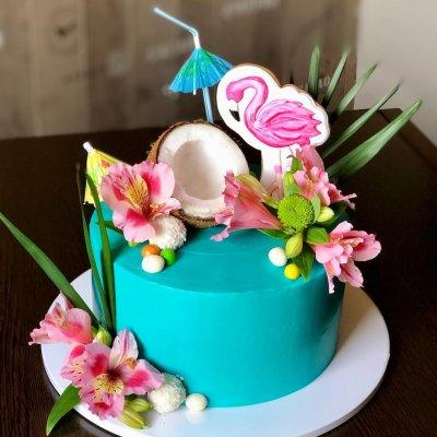 Торт Гавайи №13