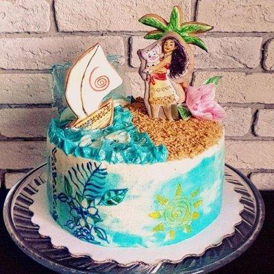 Торт Гавайи №12