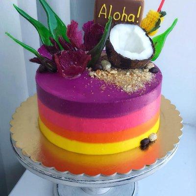 Торт Гавайи №29