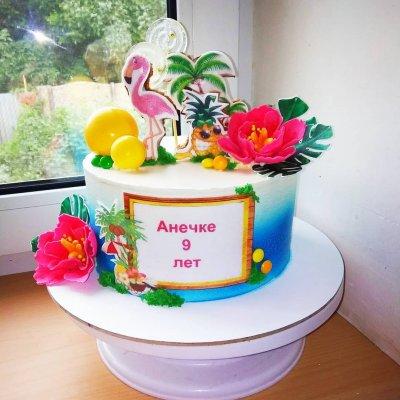 Торт Гавайи №5