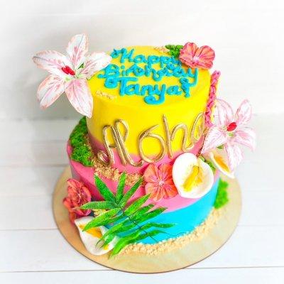 Торт Гавайи №23
