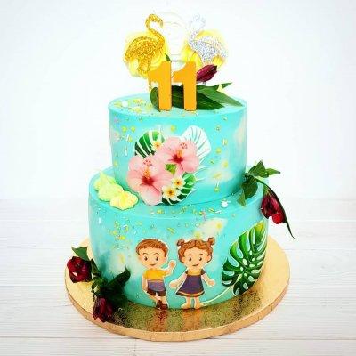 Торт Гавайи №24