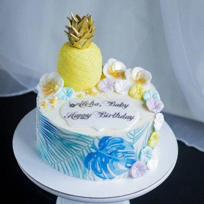 Торт Гавайи №30