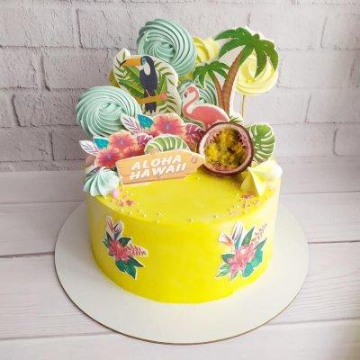 Торт Гавайи №3