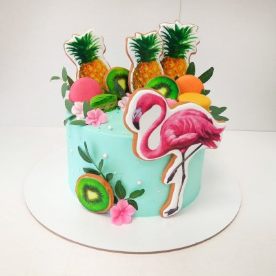 Торт Гавайи №2