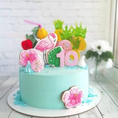 Торт Гавайи №8
