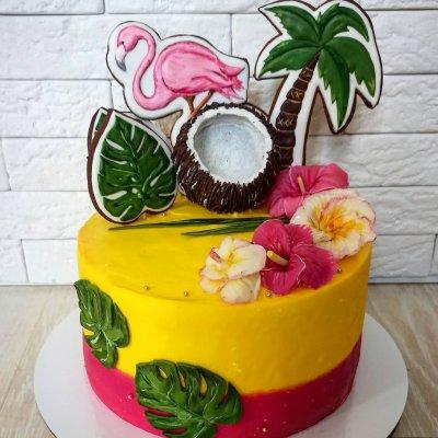 Торт Гавайи №10
