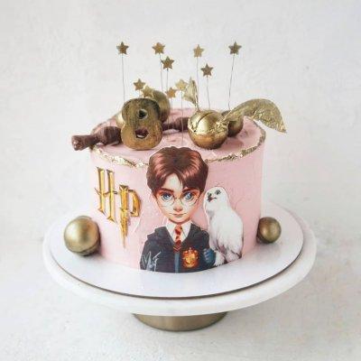 Торт Гарри Поттер №1