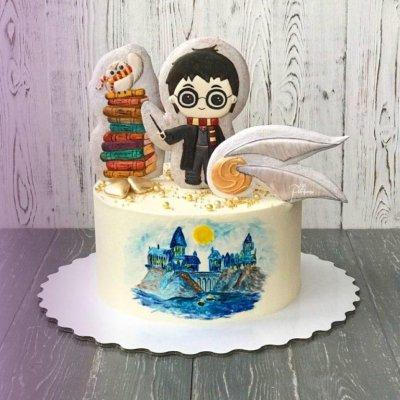 Торт Гарри Поттер №27