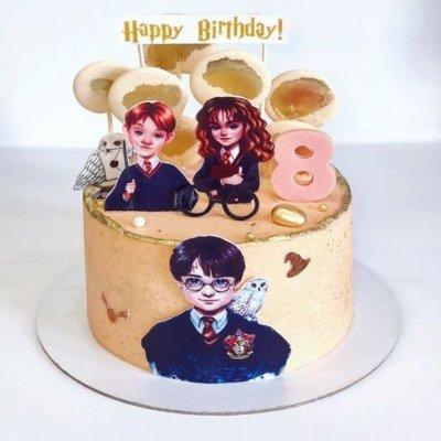 Торт Гарри Поттер №26