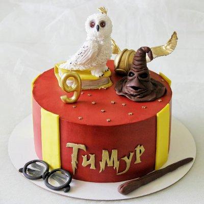 Торт Гарри Поттер №14