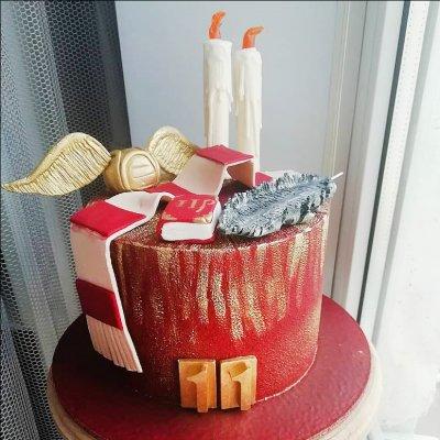 Торт Гарри Поттер №5