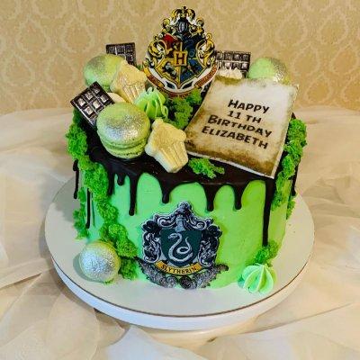Торт Гарри Поттер №30