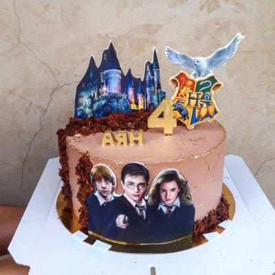 Торт Гарри Поттер №15