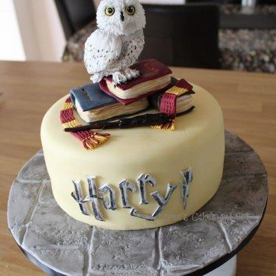 Торт Гарри Поттер №35