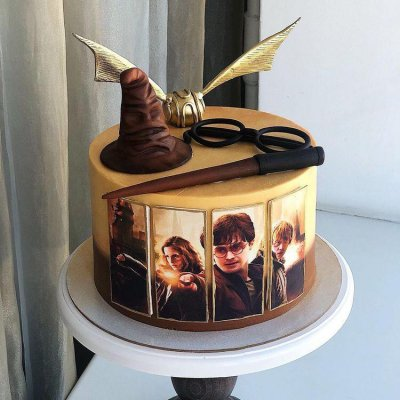 Торт Гарри Поттер №33