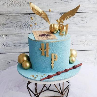 Торт Гарри Поттер №8