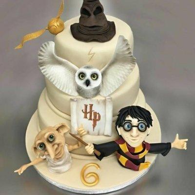 Торт Гарри Поттер №9