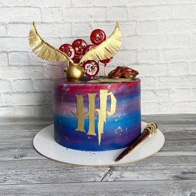 Торт Гарри Поттер №23