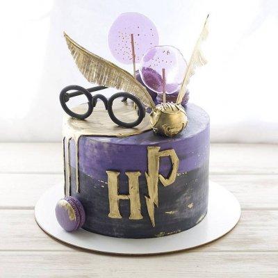 Торт Гарри Поттер №10