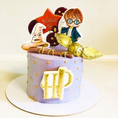 Торт Гарри Поттер №4