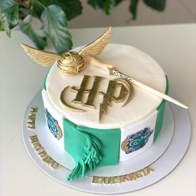Торт Гарри Поттер №19