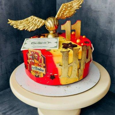 Торт Гарри Поттер №24