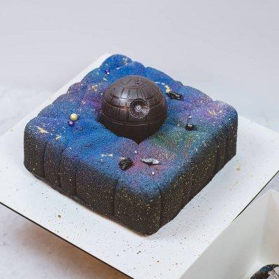 Торт Звездные войны №8