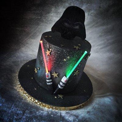 Торт Звездные войны №24