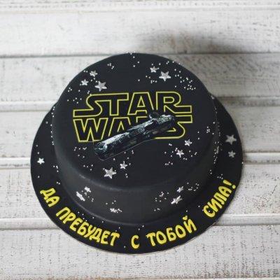 Торт Звездные войны №18