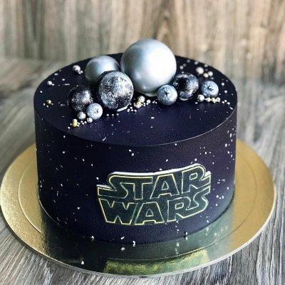 Торт Звездные войны №22