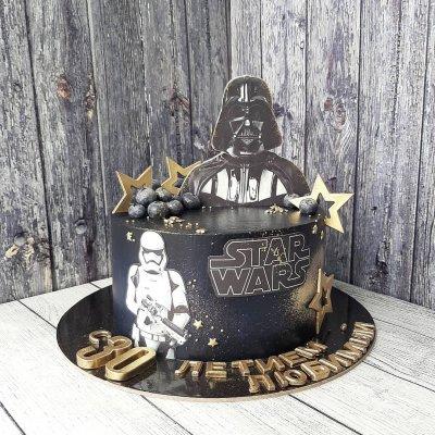 Торт Звездные войны №19