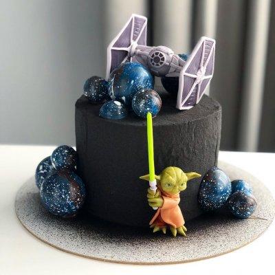Торт Звездные войны №20