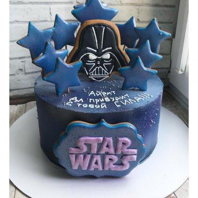 Торт Звездные войны №14