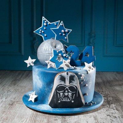 Торт Звездные войны №2