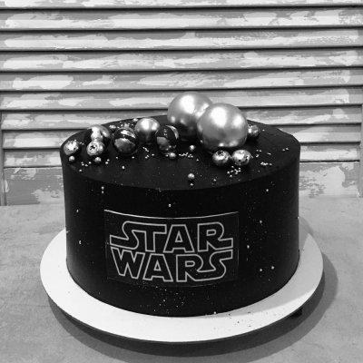 Торт Звездные войны №16
