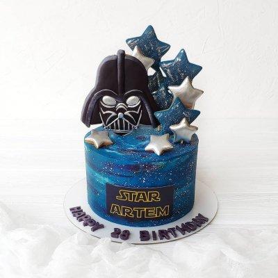 Торт Звездные войны №10