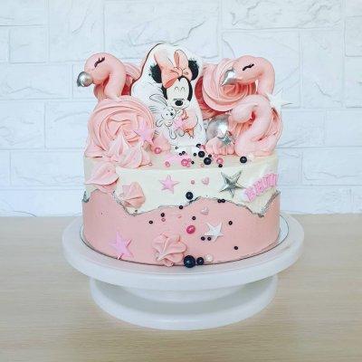 Торт Микки Маус №16