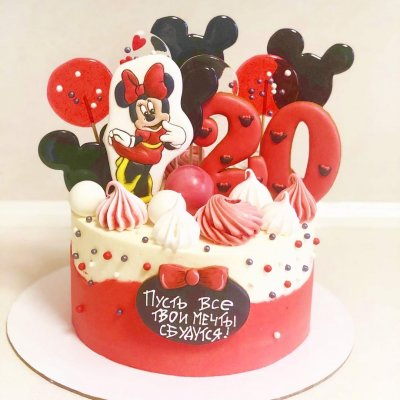 Торт Микки Маус №2