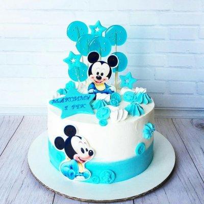 Торт Микки Маус №21