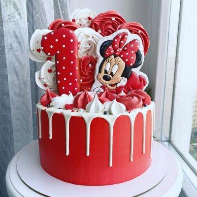 Торт Микки Маус №3